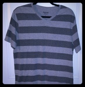 **5/25** Mossimo Two-tone Gray TShirt